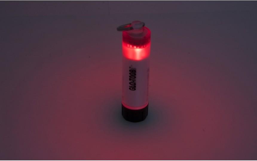 Яркий Луч GLO-TOOB фонарь светлячок красный свет