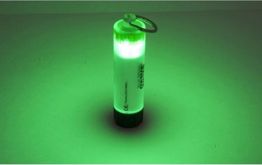 Яркий Луч GLO-TOOB фонарь светлячок зеленый свет