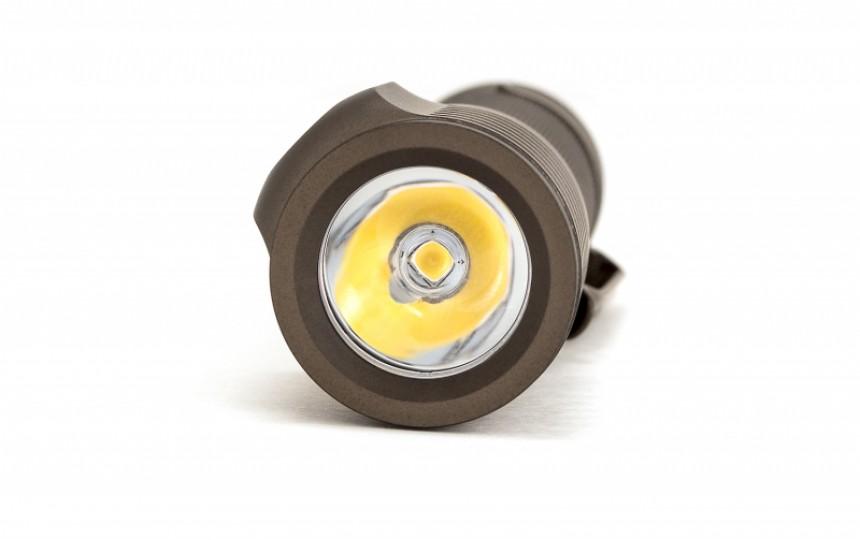 Яркий Луч Unicorn 1.0 (SAMSUNG LH351D, 850лм, 125м, 18650) теплый свет