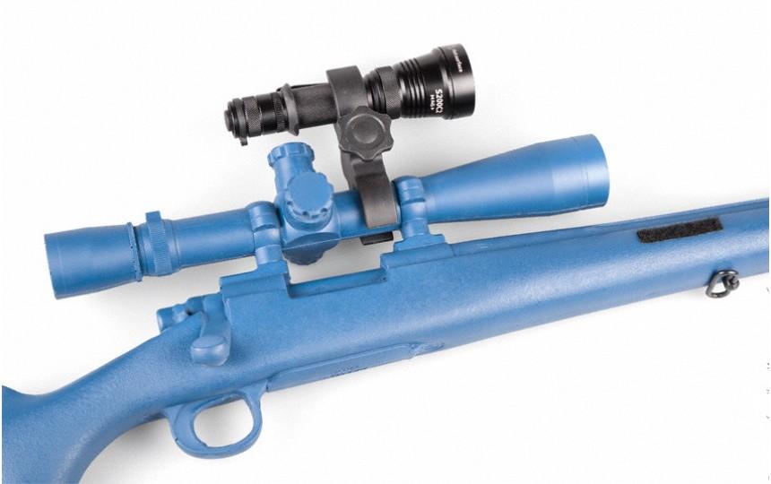 Крепление пластиковое на оптический прицел