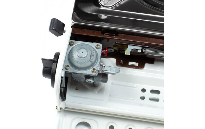 Портативная газовая плита с конфоркой циклон NaMilux PL1916PS