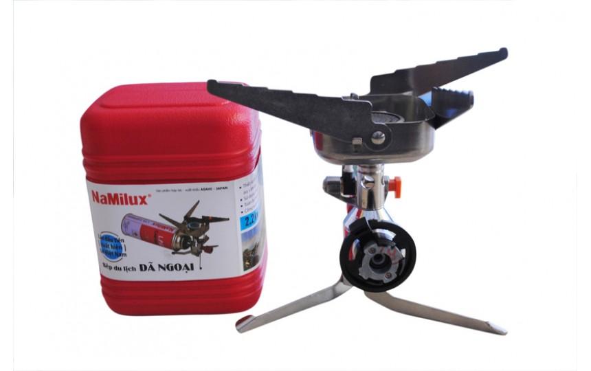 Портативная газовая горелка NaMilux NA-169