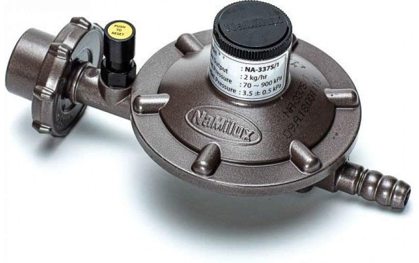 Регулятор давления NaMilux NA-337S/1-VN