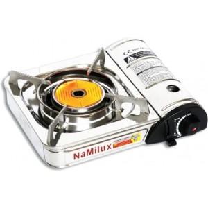 Керамическая портативная газовая плита NaMilux NA-183AS