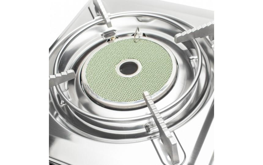 Керамическая портативная газовая плита NaMilux NA-PL1957PS
