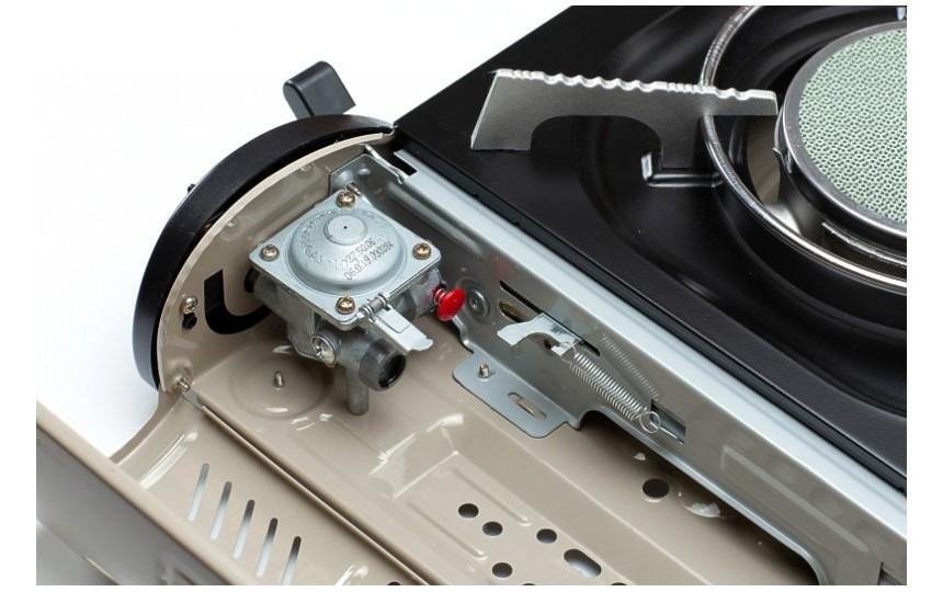 Керамическая портативная газовая плита NaMilux NA-164PF