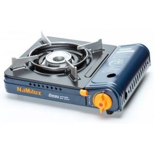 Портативная газовая плита NaMilux NA-199PF/2W