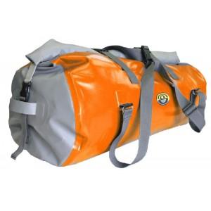 Гермосумка 120 л, (оранжевая)