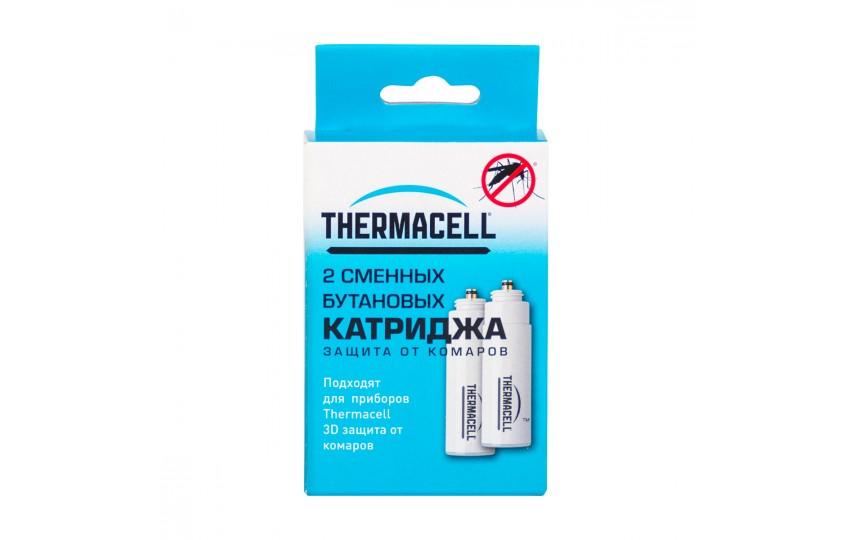 Набор запасной Thermacell (2 газовых картриджа)