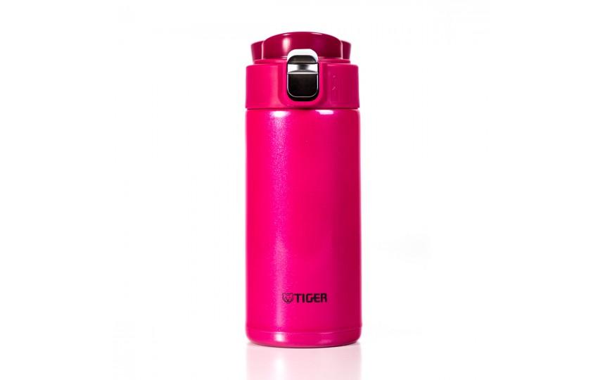 Термокружка Tiger MMJ-A036 Passion Pink 0,36 л (цвет страстно-розовый)