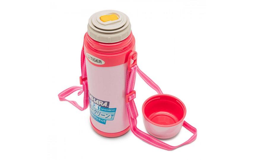 Термос классический Tiger MBI-A080 Raspberry Pink, 0.8 л (цвет малиново-розовый)