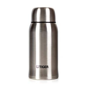 Термос классический Tiger MBK-A060 XS, 0.6л (цвет серебристый)