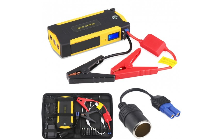 Пуско-зарядное устройство для автомобиля HIGH-POWER GG-JS-19