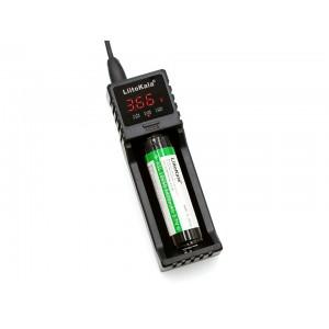 Зарядное устройство LiitoKala Lii-S1 для Li-Ion/IMR/Li-FePO4/Ni-Mh/Ni-Cd
