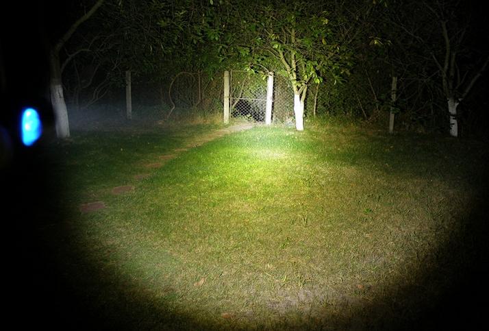 Свет фонаря Sofirn-SC31B